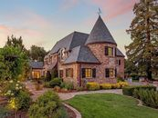 Fully Restored, Paul Masson's Former Saratoga Chateau Is Listed for $7M