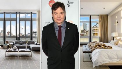 Comedian Mike Myers Finally Sells Soho Penthouse for $14M