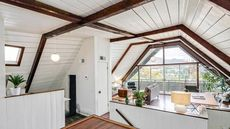 Ahoy! Rare Boathouse Designed by Harry Gesner for Sale in Los Angeles