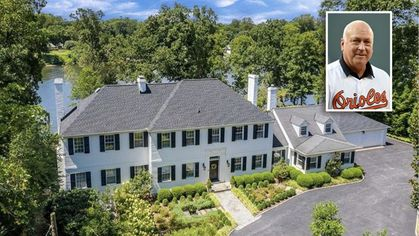 Orioles Legend Cal Ripken Slides Into Awesome $3.9M Estate in Annapolis