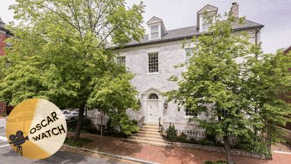 All the Homes That Are Fit to Film: Real Estate Stars of 'The Post'