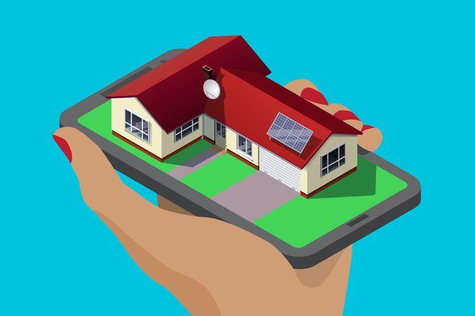 house-phone-app