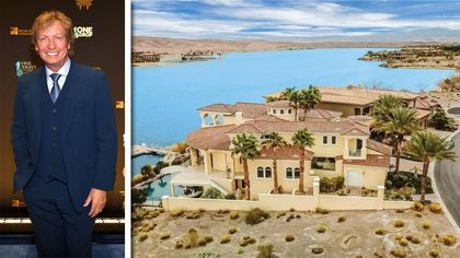Reality TV Mogul Nigel Lythgoe Votes to Sell His Las Vegas Mansion
