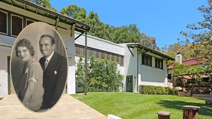 Silent-Screen Star's Greene and Greene Craftsman on the Market for $3M