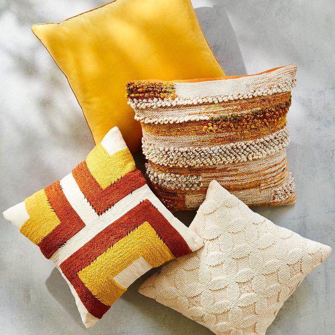 Retro pillows