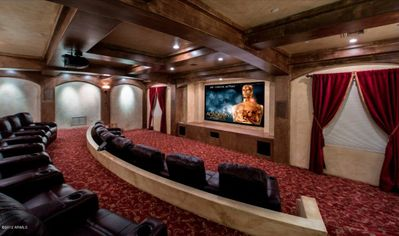 Five Oscar-Worthy Home Theaters for the Academy Awards
