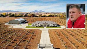 Former 49er Jeremy Newberry Selling His Newberry Cherry Farm for $5M
