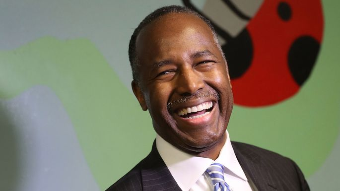 Ben Carson Says Leading HUD Is Harder Than Brain Surgery