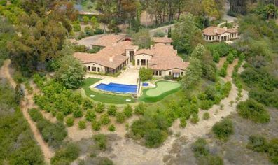 Lefty Lists: Golf Ace Phil Mickelson Selling Home in Rancho Santa Fe (PHOTOS)