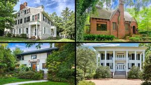 Love History? 7 Homes for Sale on the National Register of Historic Places