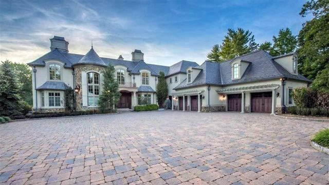 Mary J. Blige's Saddle River, NJ, home. Where are the buyers?