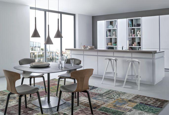 Ceramic is the new granite tips from the world s coolest for B q living room shelves