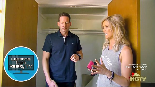 Tarek and Christina See the Worst Thing You Can Find in a Bedroom, Ever | realtor.com®