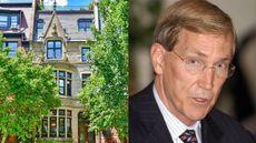 Akamai Boss George Conrades Selling a Classic Boston Home for $11.2M