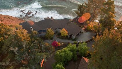 Take in Terrific Views at Terra Mar—Beautiful Big Sur Home on Sale for $7.5M