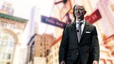 Why Is Jeff Bezos Buying Up Apartments in the Coronavirus Capital?