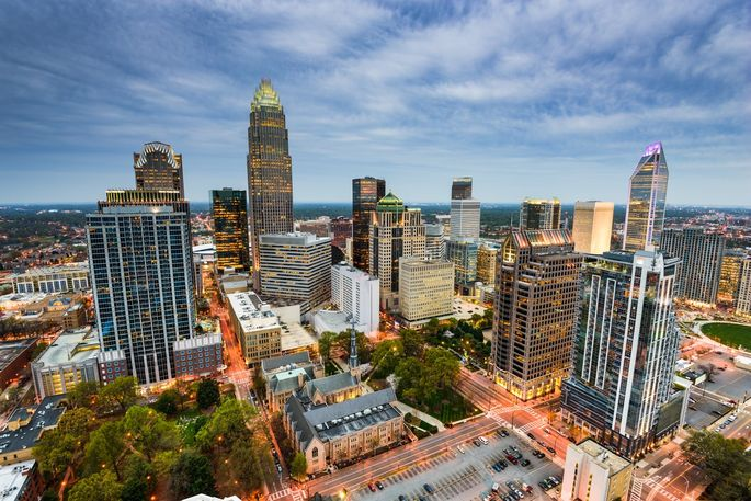 Charlotte's status as a financial hub just keeps growing.