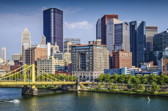 Pittsburgh fell from the top slot in last year's rankings, but it still held on to a place on the list.