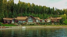 $30M Lakefront Estate Takes Over as Idaho's Most Expensive Home