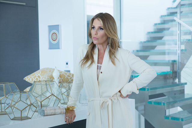 Tracy Tutor Maltas plans a lavish party