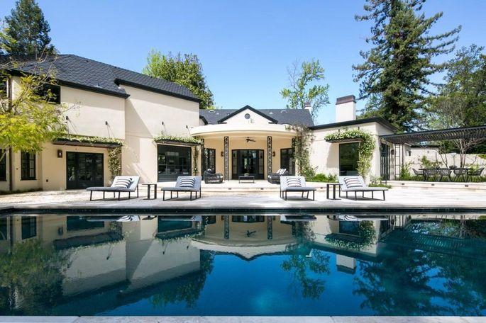 Jeff Weiner's Menlo Park home
