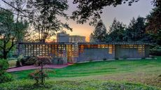 Rare Frank Lloyd Wright Home in Manchester, NH, on the Market for $850K