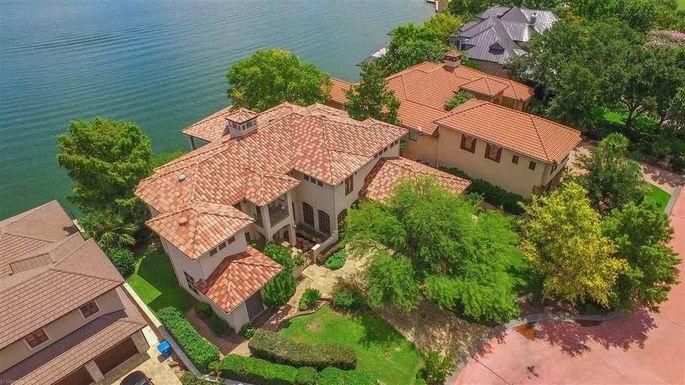 Rex Tillerson's Texas vacation home