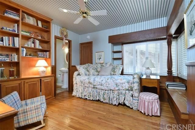 Theguest room