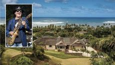 Looking for a Smooth Sale, Carlos Santana Lists Heavenly Hawaii Home for $3M
