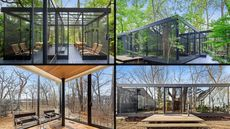 Could You See Yourself Living in This Gorgeous Glass House in Illinois?