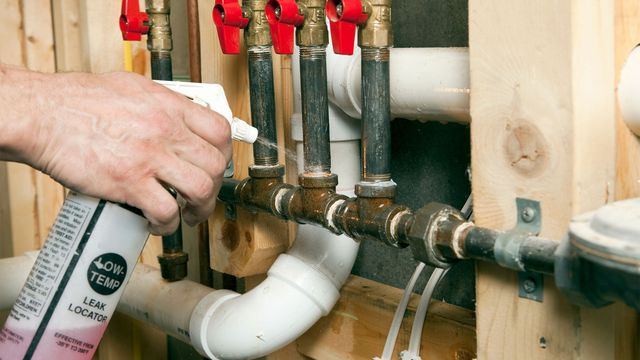 gas leak locator