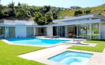 Rent Howard Hughes? Former Mid-Century Home in Beverly Hills (PHOTOS)