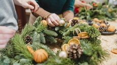 Gather 'Round! We've Got 7 Unusual Holiday Wreaths to Celebrate the Season