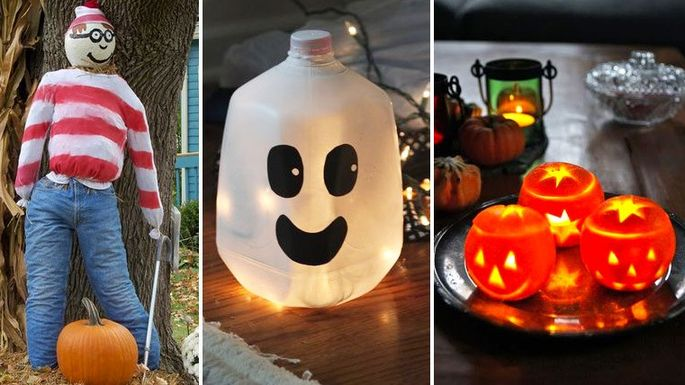 halloween decorations that are under 10 or free