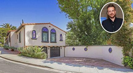 Jason Segel Selling Marvelous Mediterranean-Style Home in Los Feliz for $2.75M