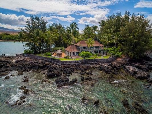 Neil Young's rock-star retreat in Hawaii