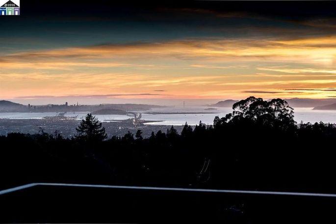 View of the San Francisco Bay