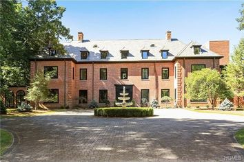 Glencliff: Enormous Brick Mansion in NY Lists for $23M