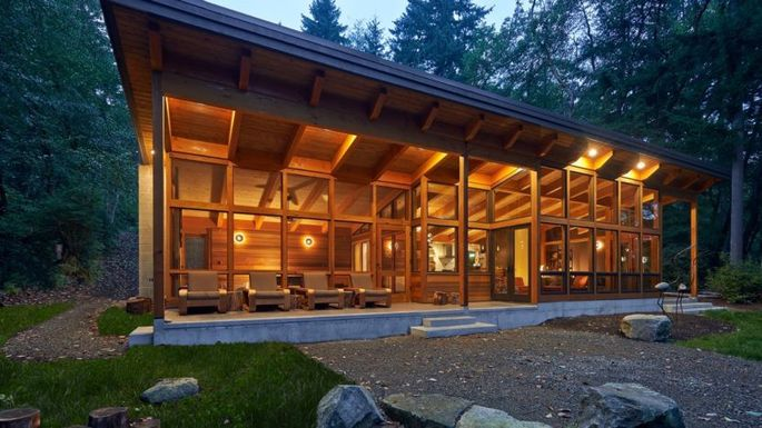Vashon Island Cabin For Sale