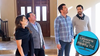 The Property Brothers Remove One Home Feature, and Wow, What a Difference!