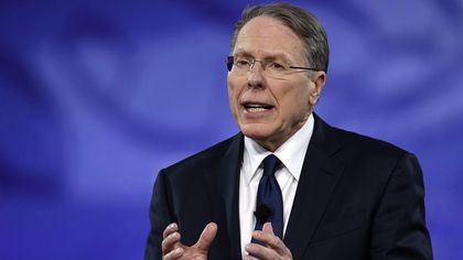 Inside the Luxe Texas Mansion the NRA Nearly Bought for CEO Wayne LaPierre
