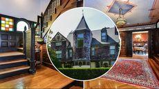 Exquisite Restoration Showcases $2M Newport Mansion in Vintage Glory