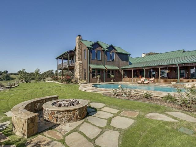 Terry Bradshaw Oklahoma Ranch