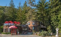 Big Business in Big Sur? Live Where You Work Along the California Coast