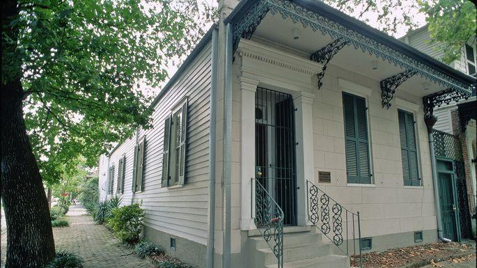 The Wild History Of Shotgun Houses