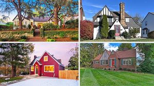 Happily Ever After! 10 Storybook Homes You Will Fall in Love With
