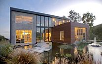 Sustainable and Tranquil Modern Compound in Malibu for 7.99 Million (PHOTOS)