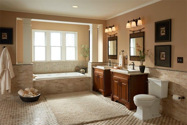 Brentwood bathroom collection