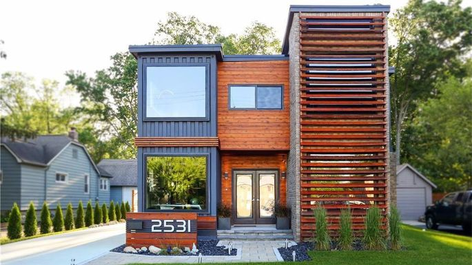 Shipping container conundrum are container homes really cheaper - How much are container homes ...