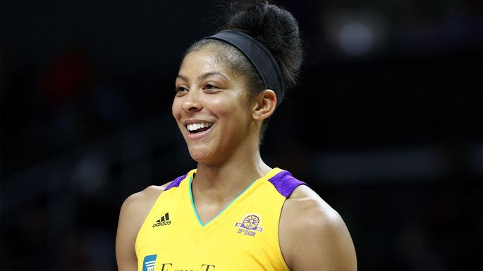 Wnba Star Candace Parker Wants To Pass Encino Home To New